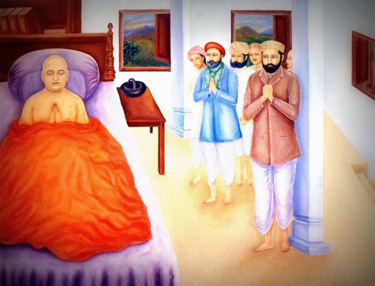 rishi gatha of swami dayanand